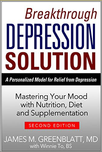 Breakthrough Depression Book