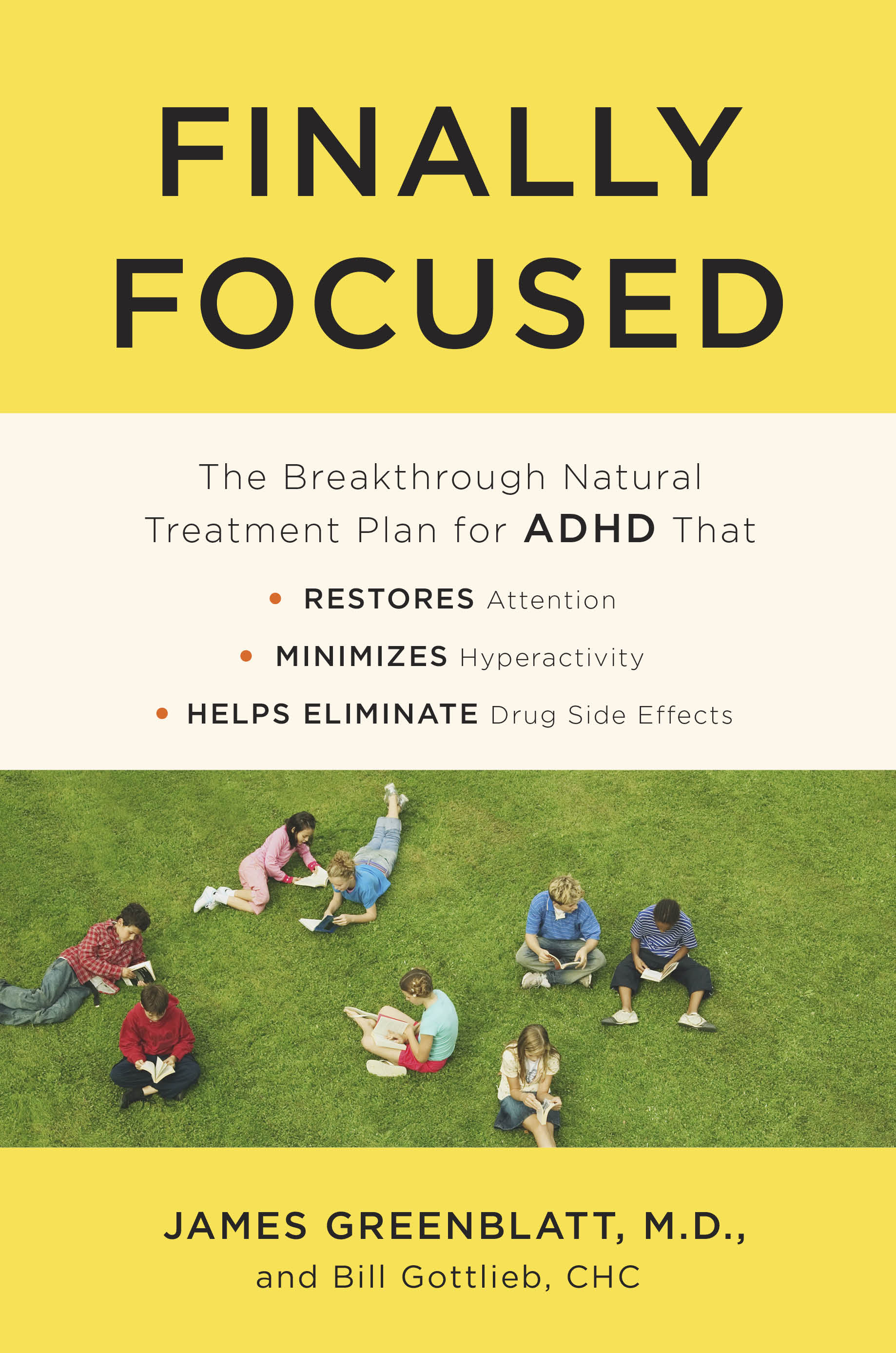 Natural ADHD Treatment